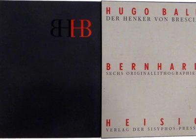 Nr. 90: Hugo Ball / Bernhard Heisig